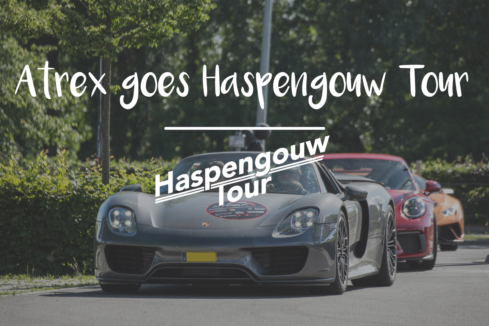 Atrex goes Haspengouw Tour [SOLD OUT]