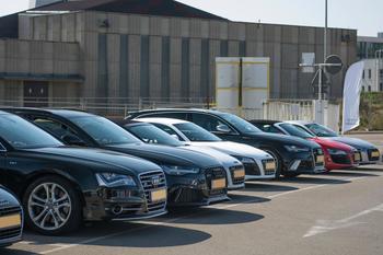 Audi Sport Meeting 2016