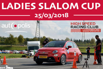 Autopolis Ladies Slalom Cup by HSRCL