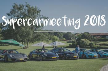 SupercarMeeting 2018