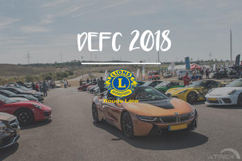 Driving Experience for Charity 2018