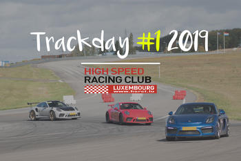 HSRCL Trackday #1 [ATREX MEMBERS SLOT]