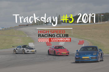HSRCL Trackday #3 [ATREX MEMBERS SLOT]