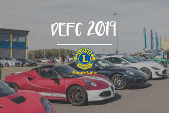 Driving Experience For Charity 2019