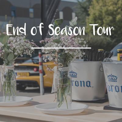 [Registrations are open] End of Season Tour 2019