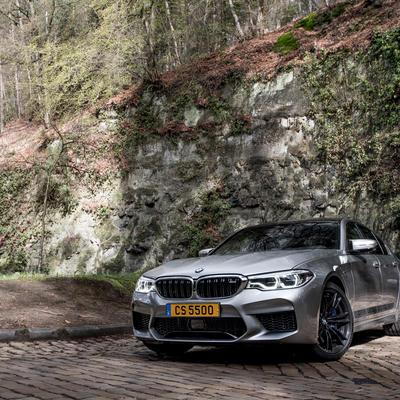 New BMW M5 (F90) by BMW Schmitz