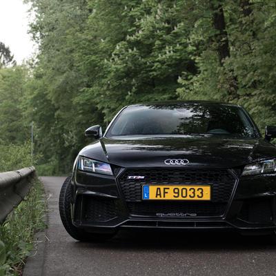 Audi TTRS by Losch&Cie Junglinster