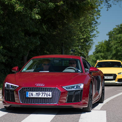 Audi Sport Day 2018