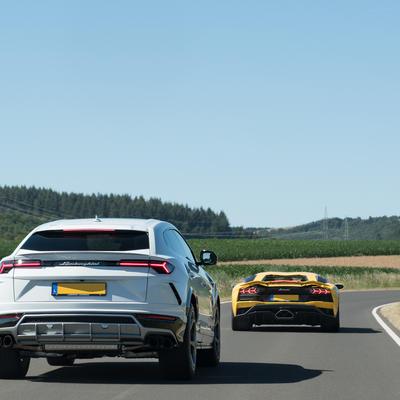 Lamborghini Owners Day 2018