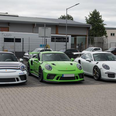 ATREX goes Nürburgring 2018