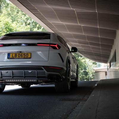 Lamborghini Urus by Lamborghini Luxembourg