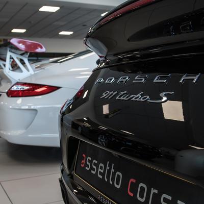 Assetto-Corsa Showroom Tour